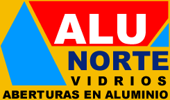 Alunorte Vidrios Salta. Fabrica, Venta y Colocación de Aberturas de aluminio en Salta